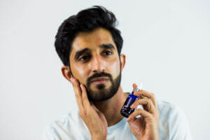 Men's Moisturizer and Beard Conditioner