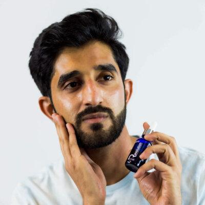 Men's Moisturizer and Beard Conditioner